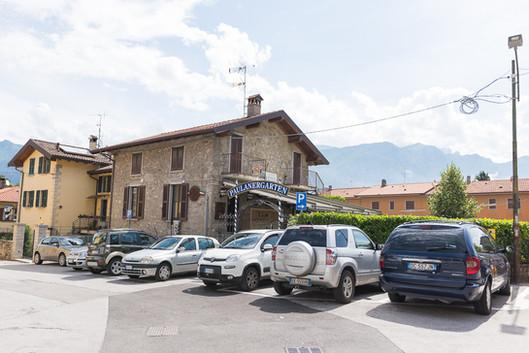 The local bar, il Tiglio