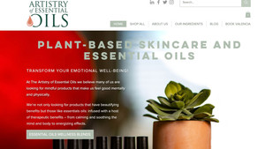 The Artistry of Essential Oils