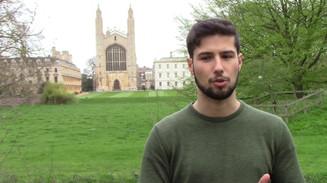 Botty Dimonov @  Cambridge University