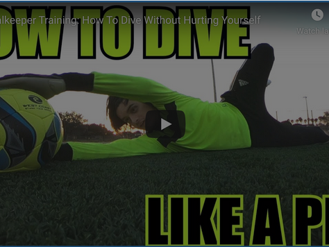 HOW TO DIVE WITHOUT HURTING YOURSELF