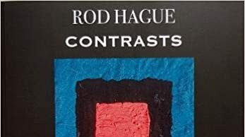 Our first artist monograph is on Rod Hague