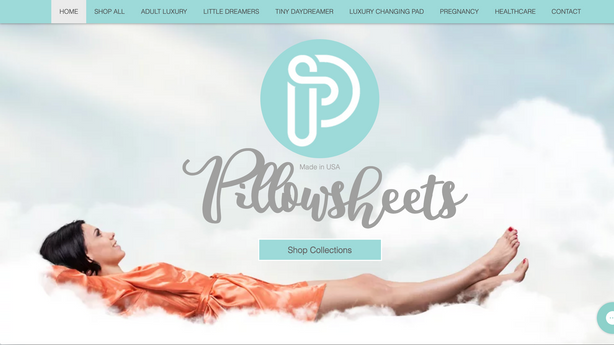 Pillowsheets Online Store