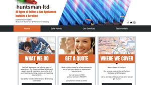 Huntsman Ltd - Boiler Servicing