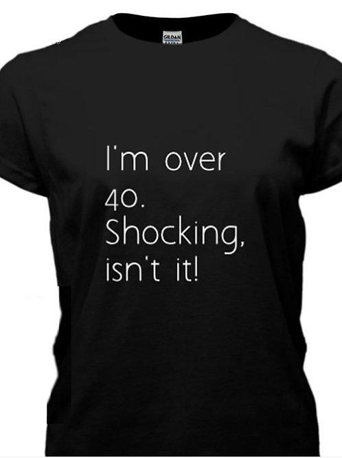 Shocking over 40