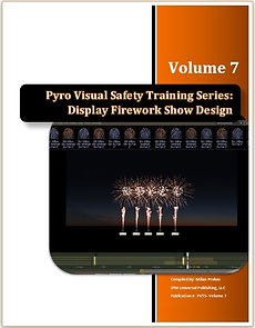 Fireworks Pyrotechnics Training Course Manuals