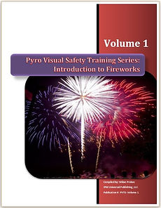 Pyrotechnics Fireworks Training Course Manual