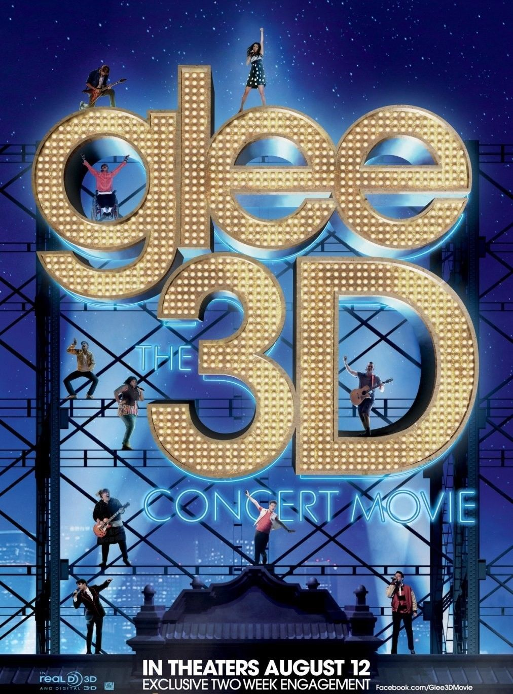 Glee3DMovie