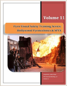 Pyrotechnics Training Fireworks Training Course Manuals