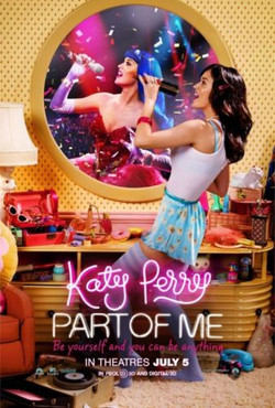 KatyPerry3DPartofMePoster