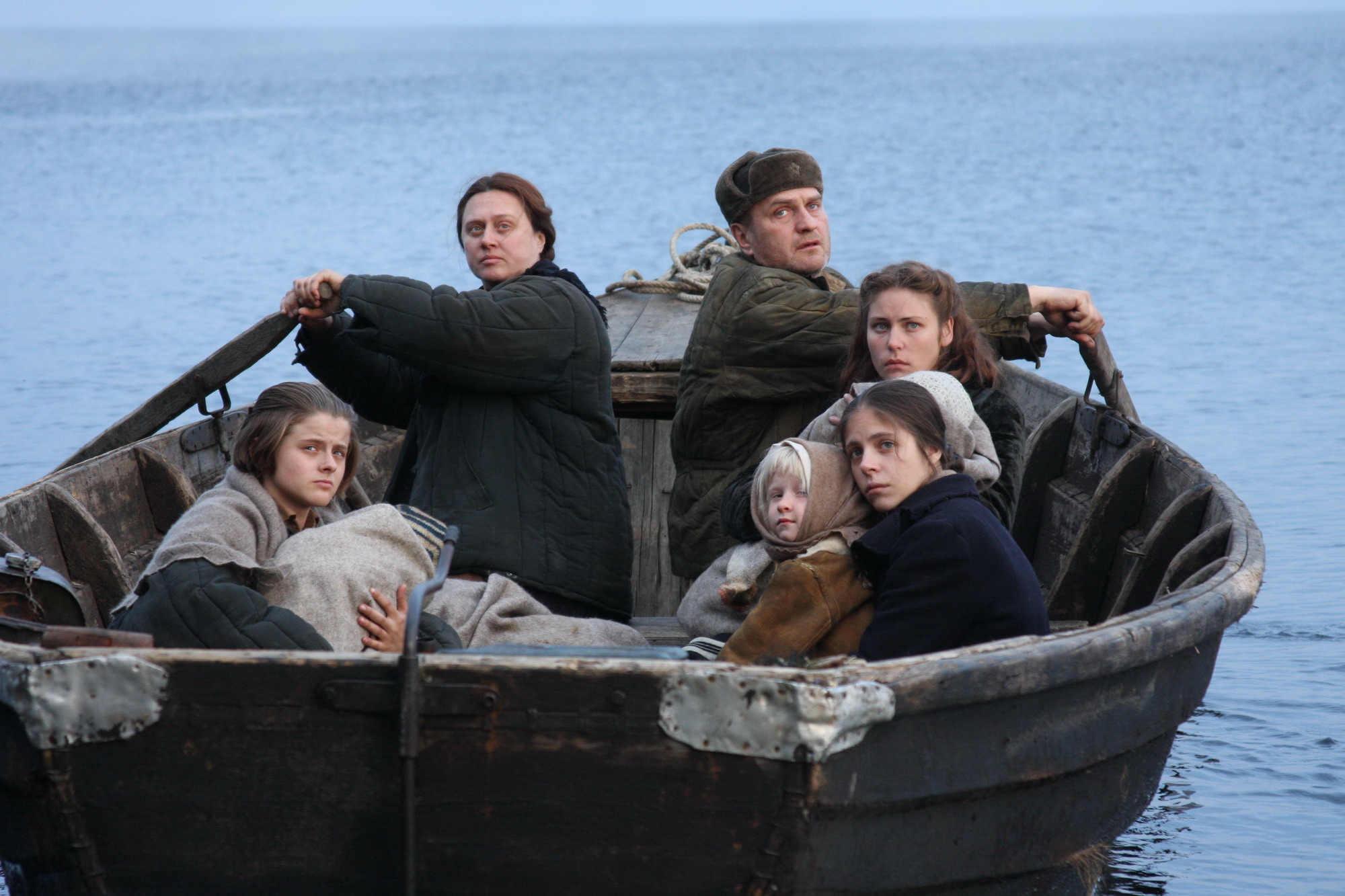 Лодка_THE BOAD