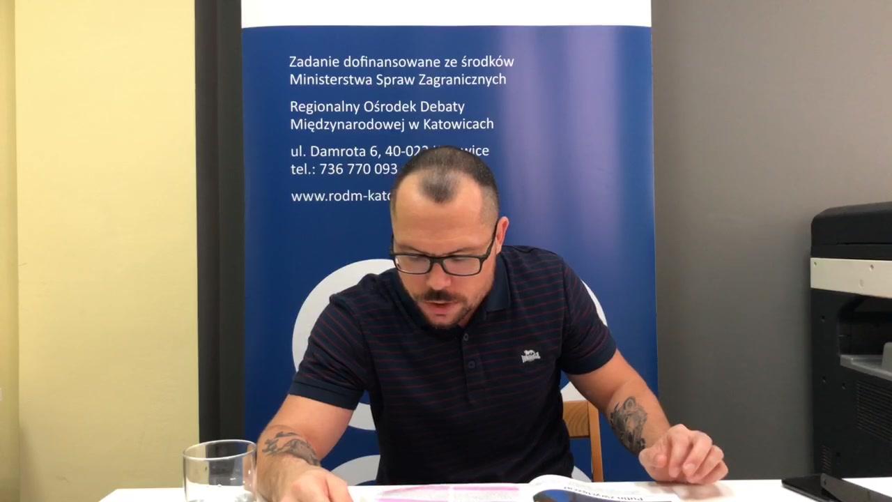 Przegląd wydarzeń międzynarodowych 25.07 - Piotr Wójcik