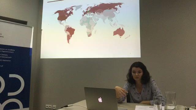 Polacy za granicą. Polonia w pytaniach - wykład Pani Magdaleny Płotała