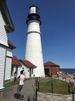 Portland Headlight Lighthouse.Kathleen Anderson LMHC LLC CoupleScience.org