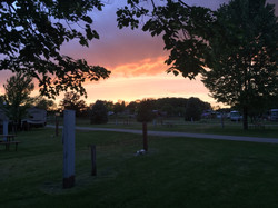 Wisconsin Sunset w/ storm coming May 2021Couplescience Virtual Couples Coaching Kathleen Anderson LM