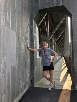 Longest covered bridge in US.Kathleen Anderson LMHC LLC CoupleScience.org