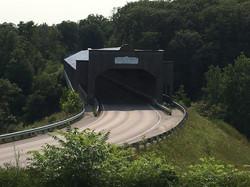 Longest covered bridge in US