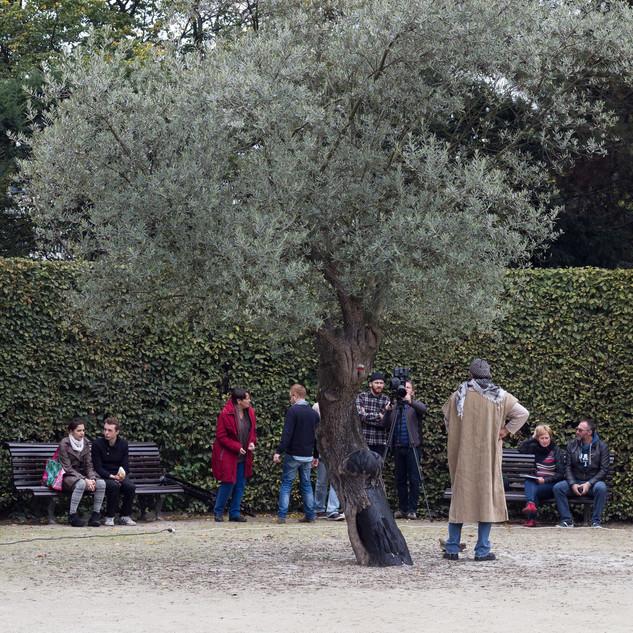 """Tournage publicité """"Festival du cinéma Méditerranéen de Bruxelles"""""""