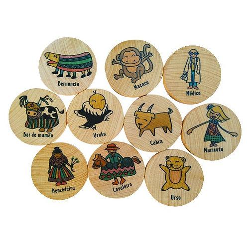 Memória - Folclore Brasileiro