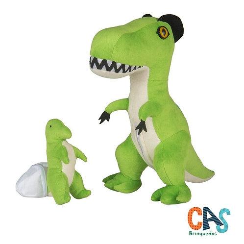 Tiranossaura Rex com filhote