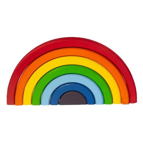 Arco Íris - Quebra Cabeça