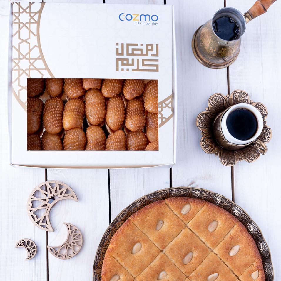 Cozmo Ramadan