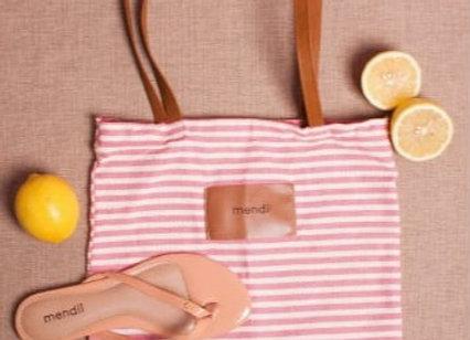 Rasteira + Bag Praia