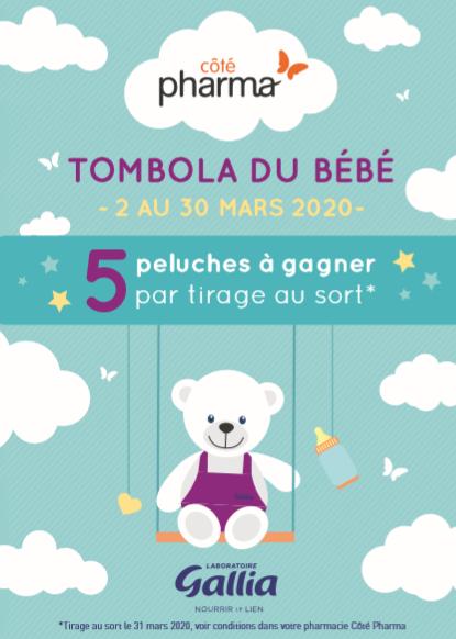 campagne bébé coté pharma