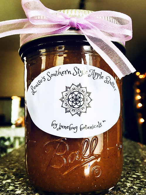 Louise's Southern Apple Butter Spread