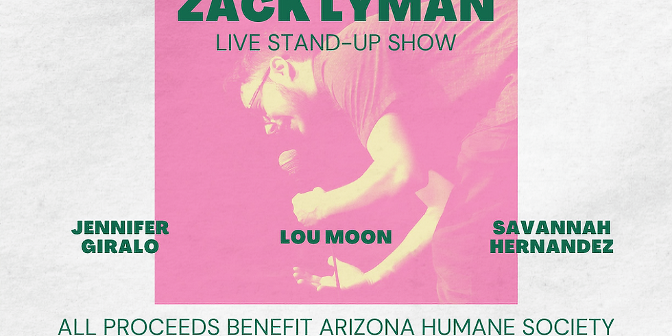 Zack Lyman Stand-Up Show