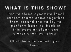 What is our long-form improv show?