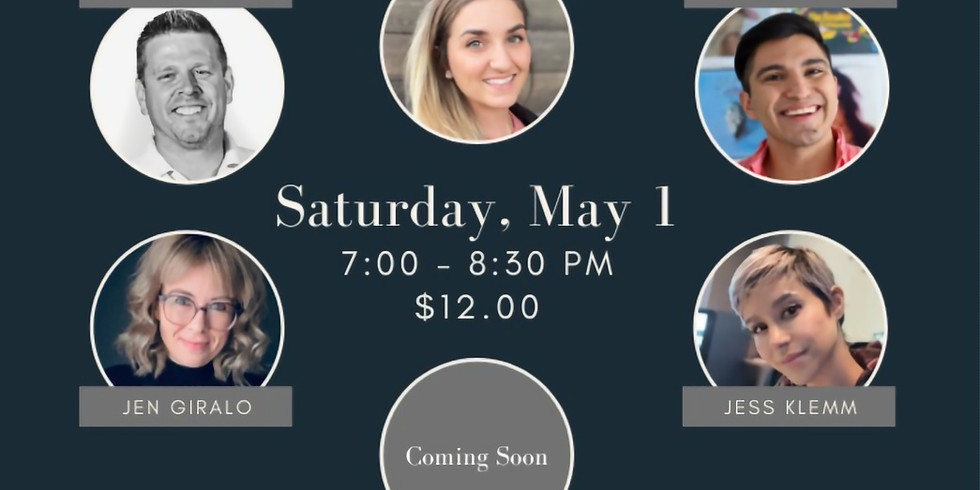 May 1st Improv Show