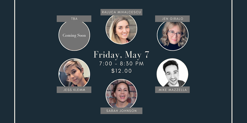 May 7 Improv Show - Mother's Day Weekend - Moms get in free!