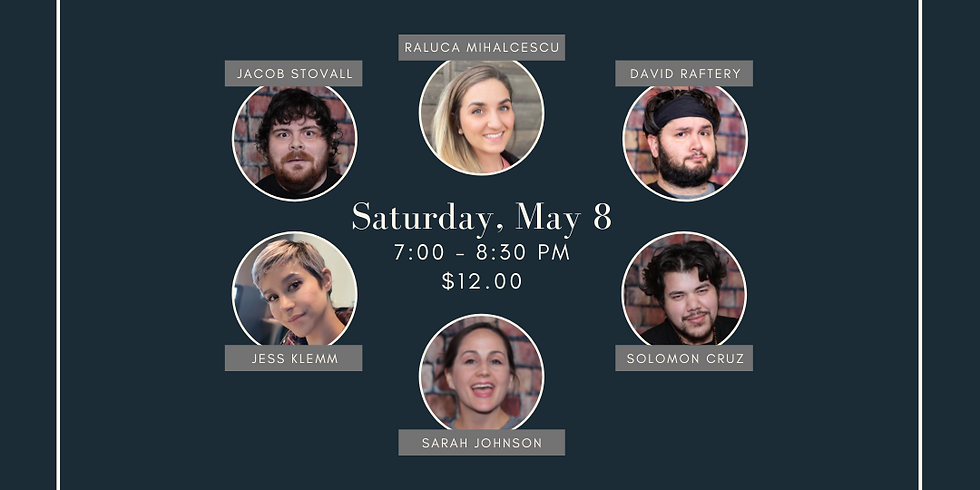 May 8 Improv Show - Mother's Day Weekend - Moms get in free!