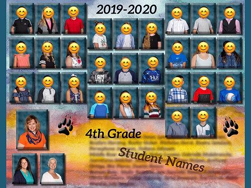 4th Grade Class Photo