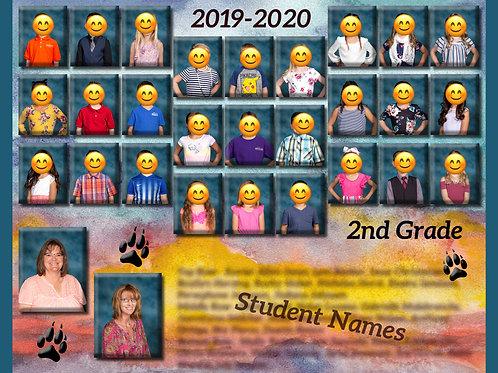 2nd Grade Class Photo