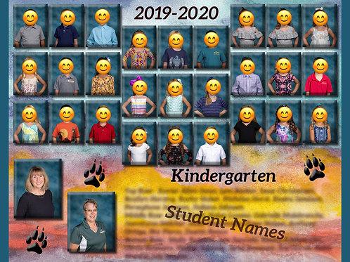 Kindergarten Class Photos