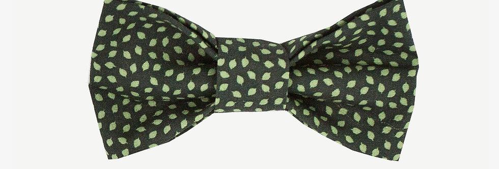 Green Leaf Bow Tie