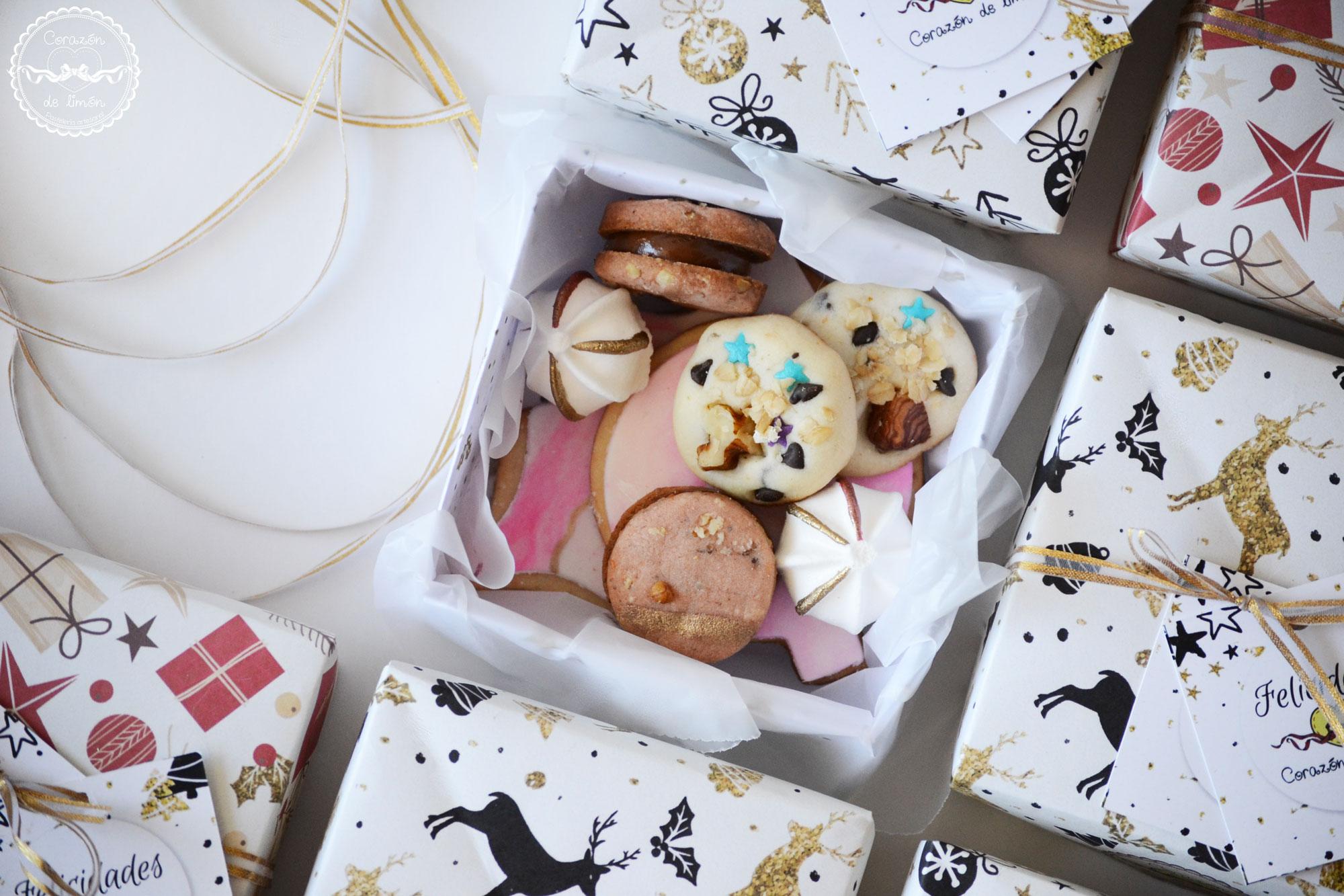 Cookie Cajita Edición Navidad 2018