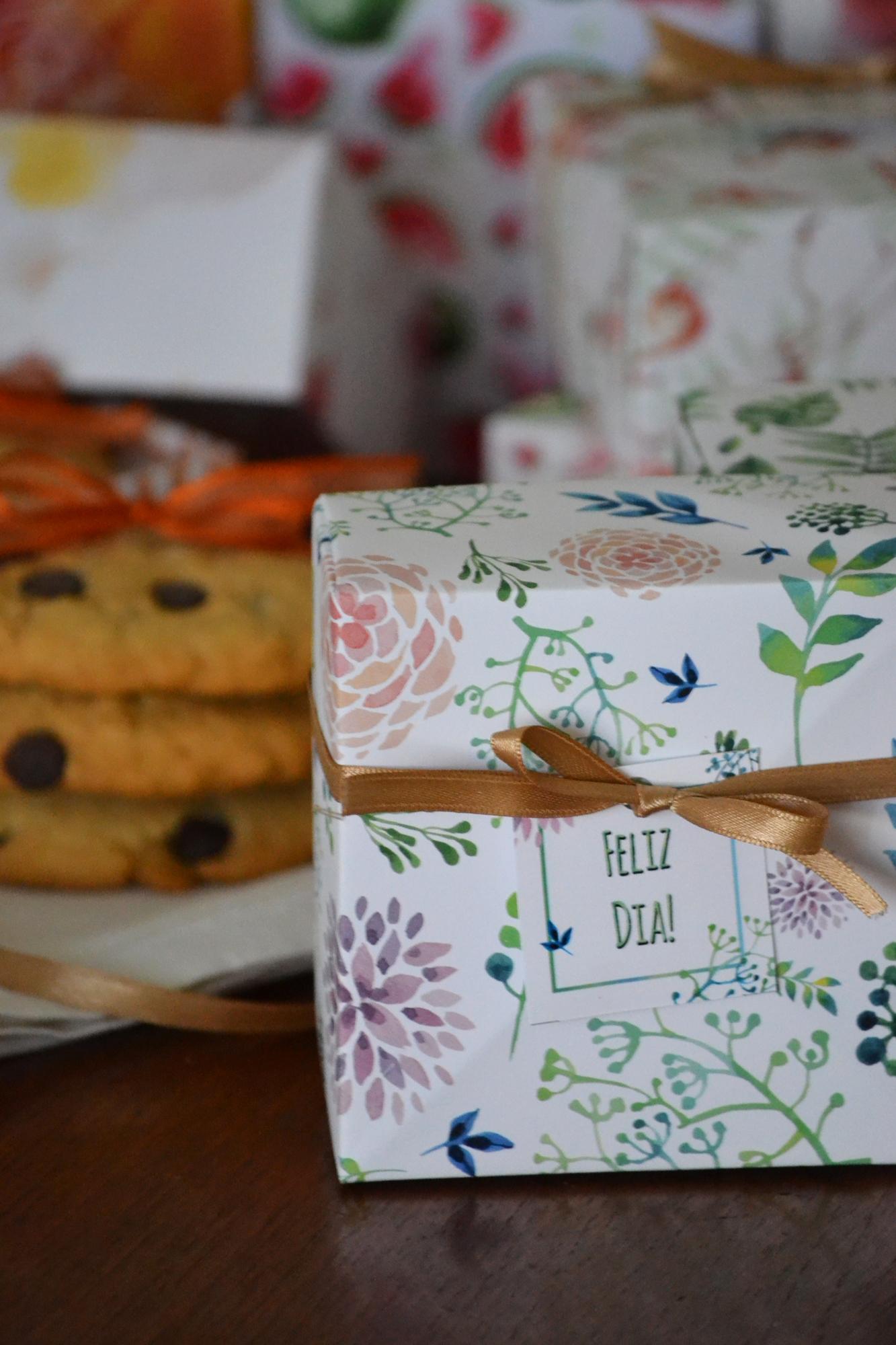 Cookie Cajita Origami Coleccionable