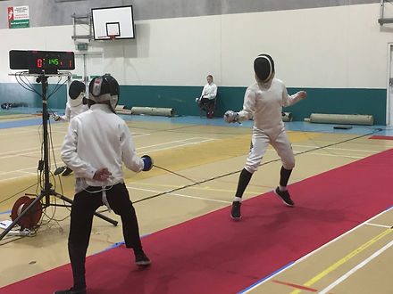 Auckland Fencing Tournament