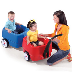 choo choo kids wagon
