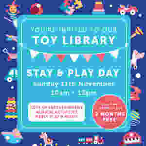 Caulfield Toy Library Open Day 2017