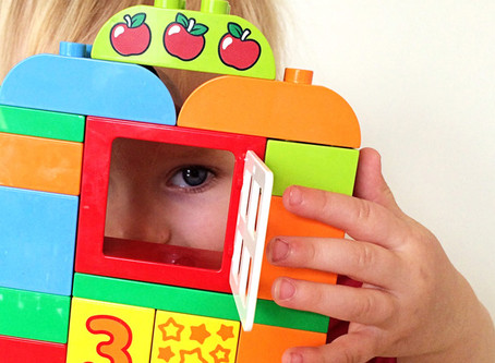 5 Ways to Play & Learn with Lego Duplo