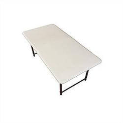 kids trestle table 75cm x 183cm