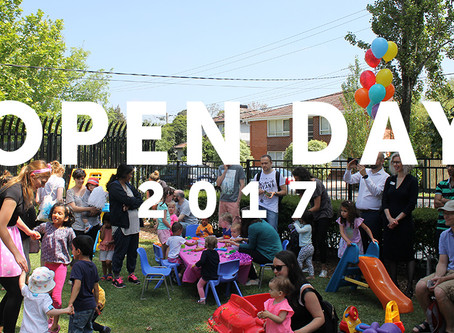 Did we see you at our Open Day?