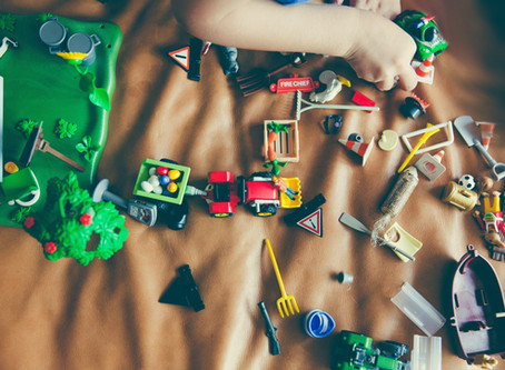 How to stop toy pieces disappearing!