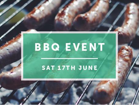 June BBQ Fundraising Event