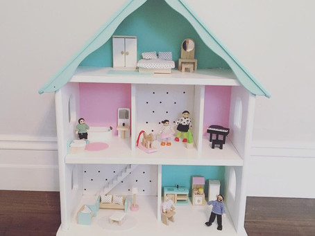 Doll House Makeovers