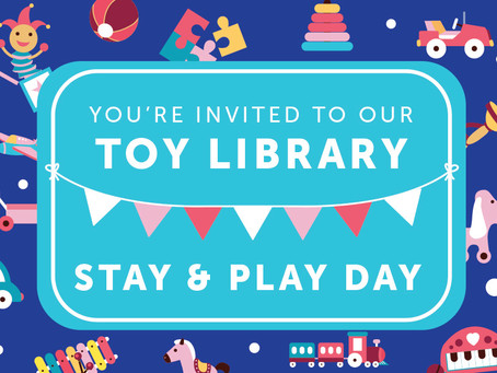 Join the fun at our Stay & Play Day!