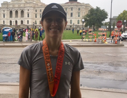 Athlete Profile: Carrie Hines